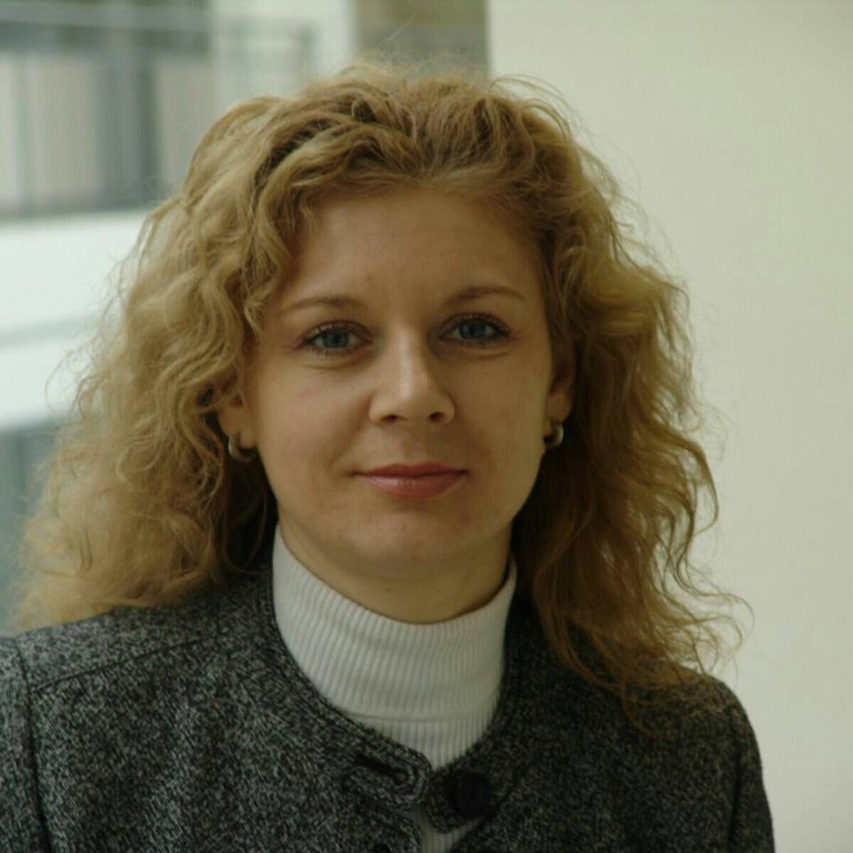 Ирина Бондарук